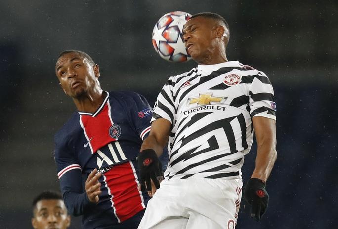 Hàng công khủng tịt ngòi, PSG gục ngã sân nhà trước Man United - Ảnh 3.