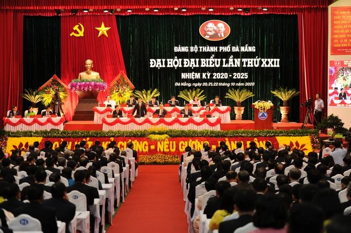 Đại hội đại biểu Đảng bộ Đà Nẵng: Công tác cán bộ là then chốt - Ảnh 1.