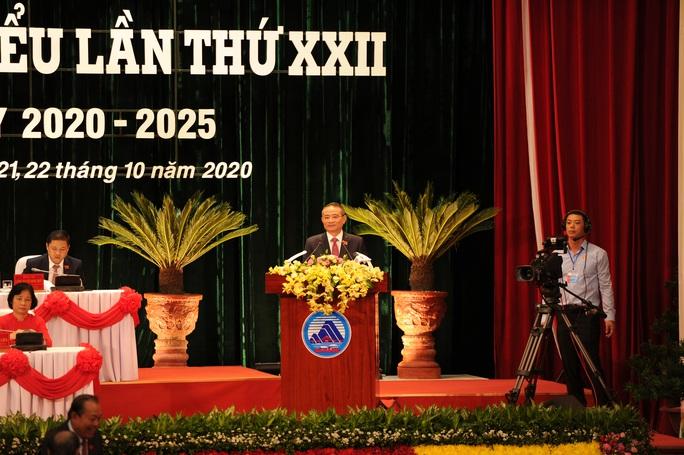 Đại hội đại biểu Đảng bộ Đà Nẵng: Công tác cán bộ là then chốt - Ảnh 2.