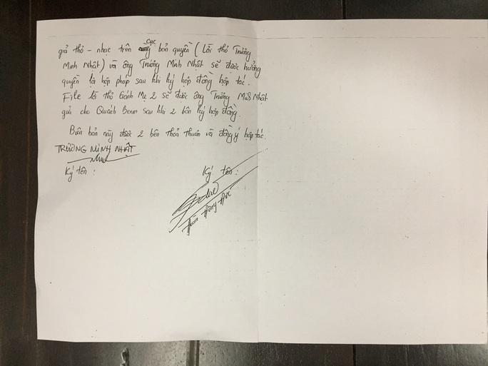 Chứng cứ bất ngờ ở phiên tòa liên quan công ty ca sĩ Lý Hải - Ảnh 2.