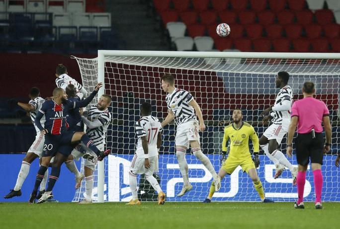 Hàng công khủng tịt ngòi, PSG gục ngã sân nhà trước Man United - Ảnh 5.