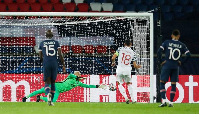 Hàng công khủng tịt ngòi, PSG gục ngã sân nhà trước Man United - Ảnh 4.