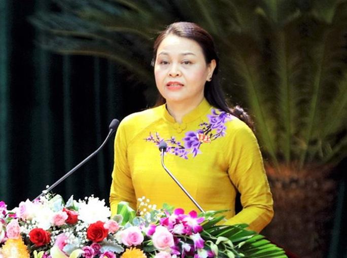 Thường trực Ban Bí thư Trần Quốc Vượng chỉ đạo Đại hội Đảng bộ tỉnh Ninh Bình - Ảnh 4.