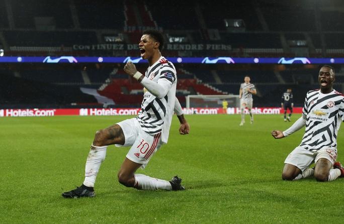 Hàng công khủng tịt ngòi, PSG gục ngã sân nhà trước Man United - Ảnh 7.