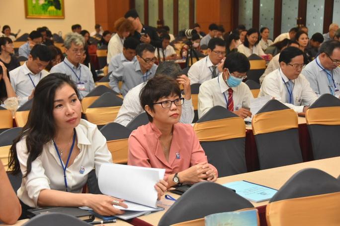 Đại hội Hội Nhà báo TP HCM nhiệm kỳ 2020 - 2025 diễn ra phiên trù bị - Ảnh 5.