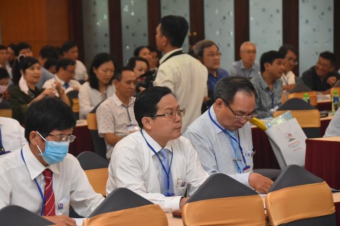 Đại hội Hội Nhà báo TP HCM nhiệm kỳ 2020 - 2025 diễn ra phiên trù bị - Ảnh 4.