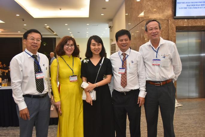 Đại hội Hội Nhà báo TP HCM nhiệm kỳ 2020 - 2025 diễn ra phiên trù bị - Ảnh 3.