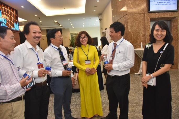 Đại hội Hội Nhà báo TP HCM nhiệm kỳ 2020 - 2025 diễn ra phiên trù bị - Ảnh 2.