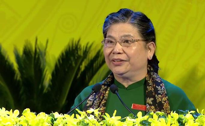 Bà Tòng Thị Phóng dự khai mạc Đại hội đại biểu Đảng bộ tỉnh Quảng Ngãi  - Ảnh 5.