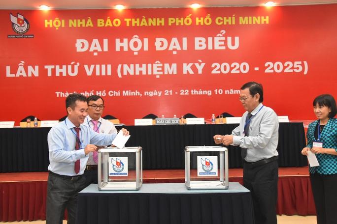 Danh sách BCH Hội Nhà báo TP HCM nhiệm kỳ 2020 - 2025 - Ảnh 2.