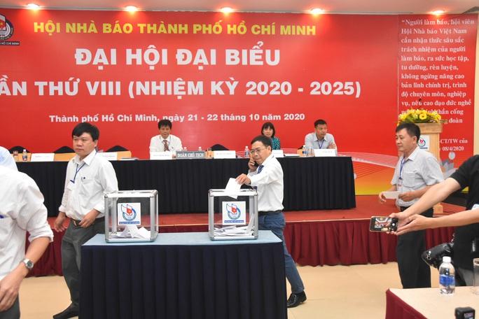 Danh sách BCH Hội Nhà báo TP HCM nhiệm kỳ 2020 - 2025 - Ảnh 4.