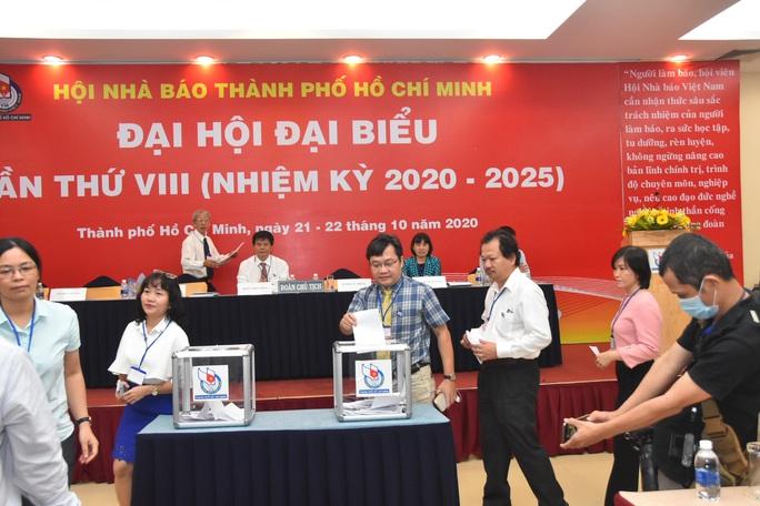 Danh sách BCH Hội Nhà báo TP HCM nhiệm kỳ 2020 - 2025 - Ảnh 5.