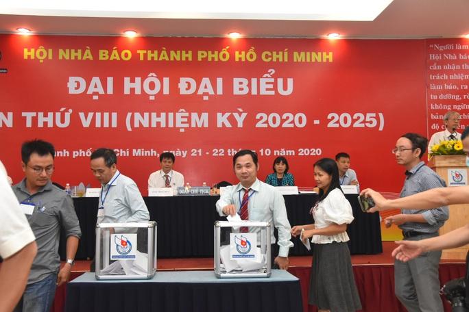Danh sách BCH Hội Nhà báo TP HCM nhiệm kỳ 2020 - 2025 - Ảnh 6.