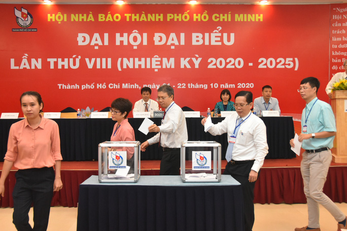 Danh sách BCH Hội Nhà báo TP HCM nhiệm kỳ 2020 - 2025 - Ảnh 3.