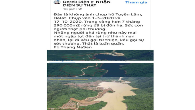 Sự thật về KDL quốc gia hồ Tuyền Lâm Đà Lạt tan nát! - Ảnh 8.