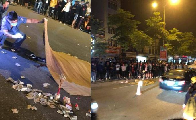 Thiếu niên 17 tuổi cầm lái bốc đầu, nam thanh niên 19 tuổi ngồi sau tử vong - Ảnh 1.
