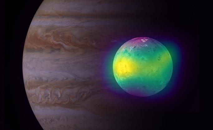 Bí mật chết chóc ở mặt trăng 7 màu to hơn cả hành tinh thứ 9 - Ảnh 1.
