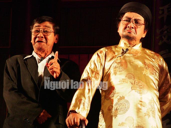 Nghệ sĩ bày tỏ tiếc thương thầy Đề Nam Hùng - Ảnh 6.