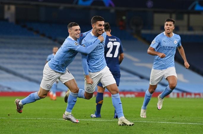 Man City, Liverpool khởi đầu suôn sẻ, bóng đá Anh thăng hoa Champions League - Ảnh 4.
