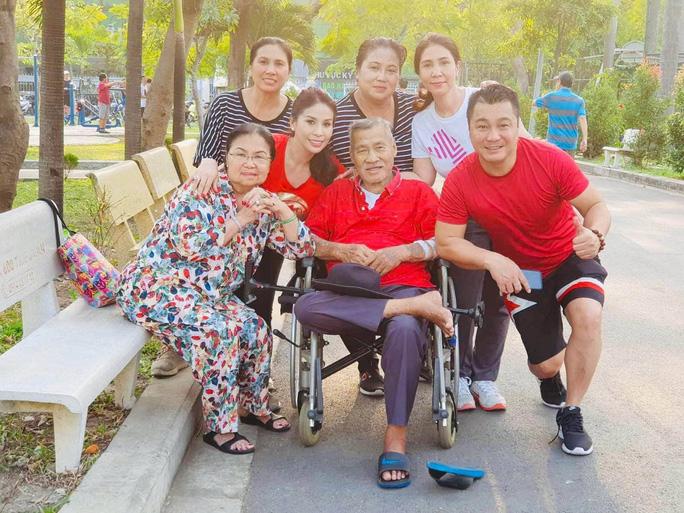 NSND Lý Huỳnh qua đời - Ảnh 3.