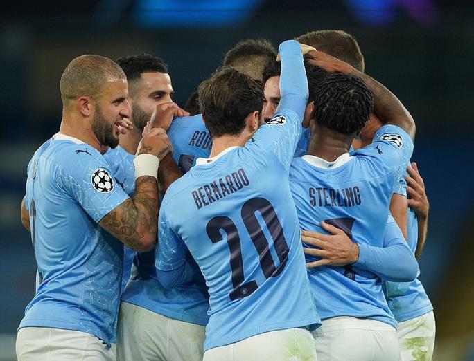 Man City, Liverpool khởi đầu suôn sẻ, bóng đá Anh thăng hoa Champions League - Ảnh 1.