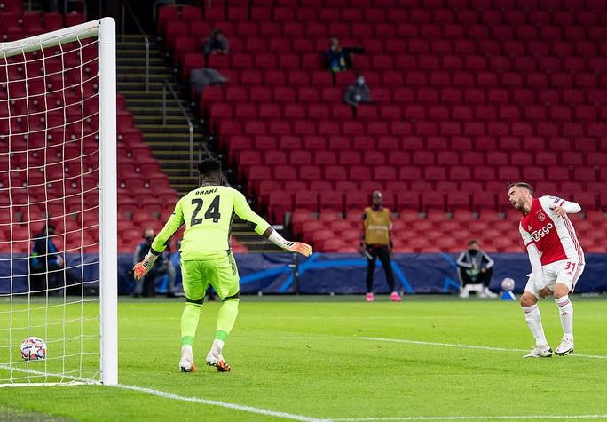 Man City, Liverpool khởi đầu suôn sẻ, bóng đá Anh thăng hoa Champions League - Ảnh 5.