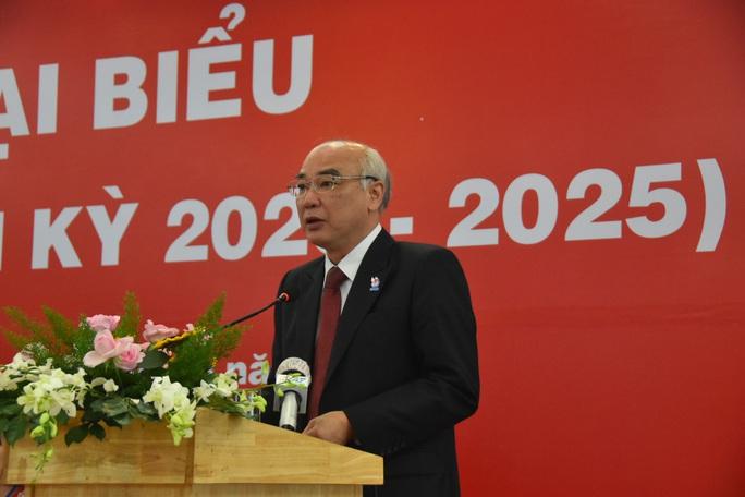 Ông Trần Trọng Dũng tái đắc cử Chủ tịch Hội Nhà báo TP HCM - Ảnh 3.