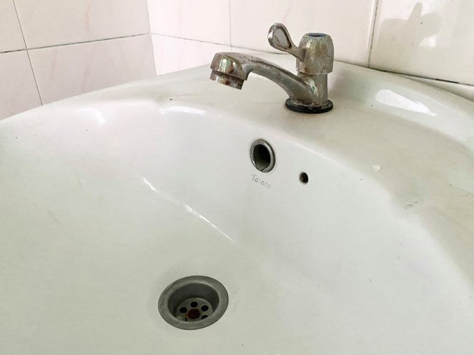 Ngưng cấp nước ở một số quận, huyện TP HCM