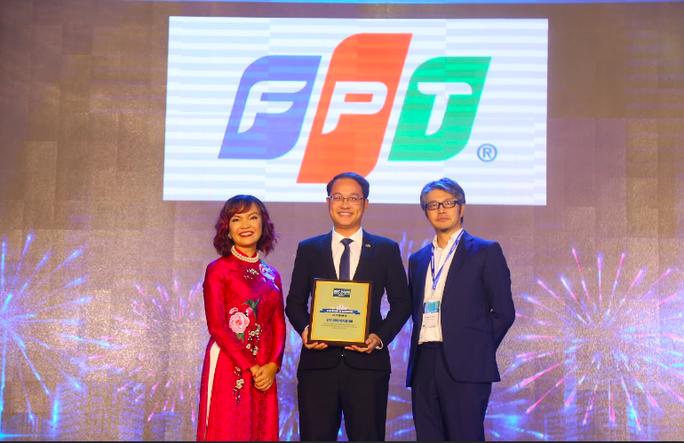 FPT là nơi làm việc tốt nhất ngành công nghệ thông tin - Ảnh 1.