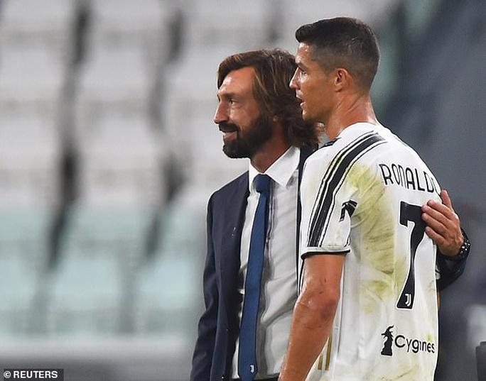 Dương tính với Covid-19 lần hai, Ronaldo khó mơ tái ngộ Messi - Ảnh 4.