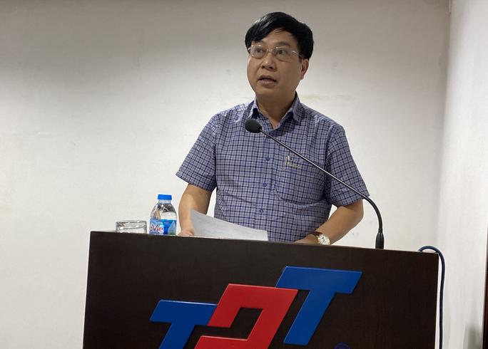 Cách chức Hiệu trưởng Trường Đại học Tôn Đức Thắng đối với ông Lê Vinh Danh - Ảnh 1.