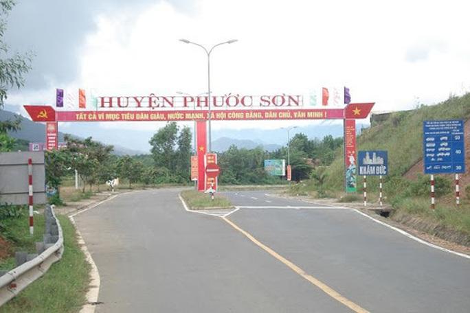 Trộm viếng trụ sở huyện ở Quảng Nam, lấy hàng chục triệu đồng - Ảnh 1.