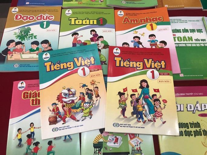 Bộ GD-ĐT thừa nhận trách nhiệm liên quan đến bộ SGK Tiếng Việt 1 bộ Cánh Diều - Ảnh 1.