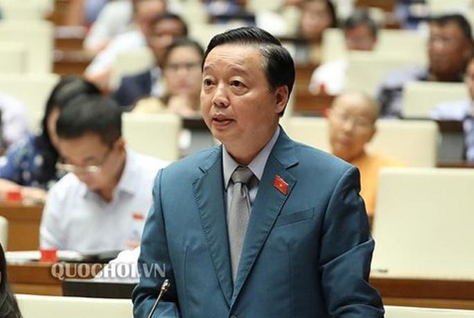 Bộ trưởng Trần Hồng Hà: Không nên phát triển thủy điện nhỏ bằng mọi giá - Ảnh 1.