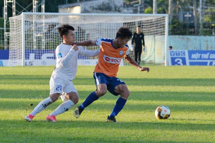 Bị cầm hòa, CLB Bà Rịa - Vũng Tàu mất ngôi đầu bảng Giải Hạng nhất - Ảnh 1.