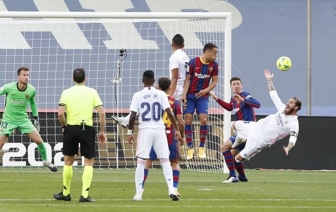 Real Madrid gieo rắc thảm họa siêu kinh điển cho Barcelona - Ảnh 5.