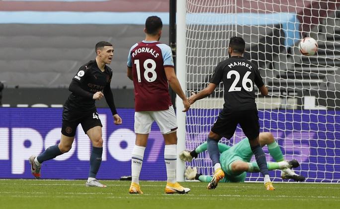 Man City thoát hiểm trước West Ham, tiếp tục văng Top 10 - Ảnh 4.