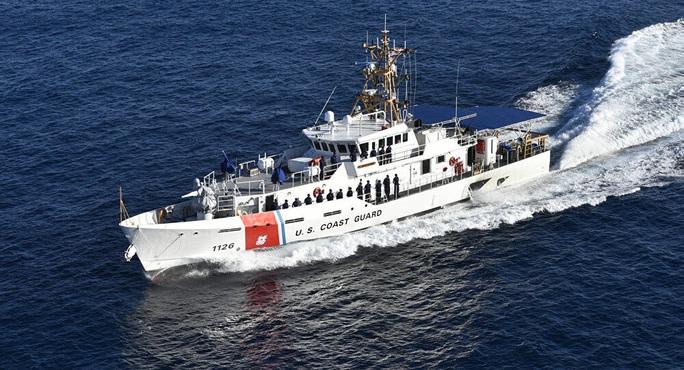 """Mỹ: """"Đang bị Trung Quốc đe dọa chủ quyền"""", đóng tàu tuần tra ngăn gây rối - Ảnh 1."""