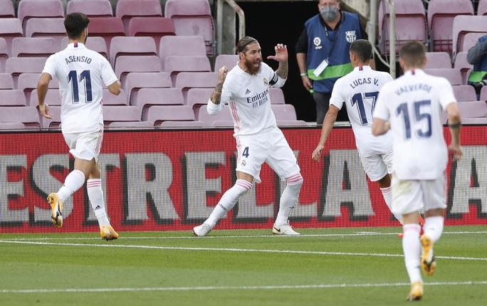 Real Madrid gieo rắc thảm họa siêu kinh điển cho Barcelona - Ảnh 6.