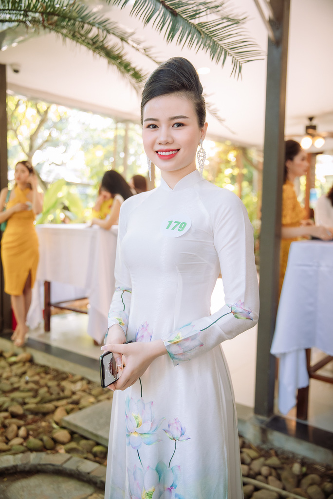 Hoa hậu Du lịch Việt Nam 2020: Chưa thấy nhan sắc nào vượt trội - Ảnh 8.