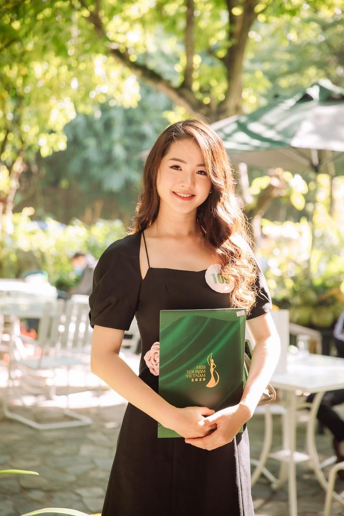 Hoa hậu Du lịch Việt Nam 2020: Chưa thấy nhan sắc nào vượt trội - Ảnh 7.