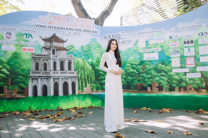 Hoa hậu Du lịch Việt Nam 2020: Chưa thấy nhan sắc nào vượt trội - Ảnh 4.