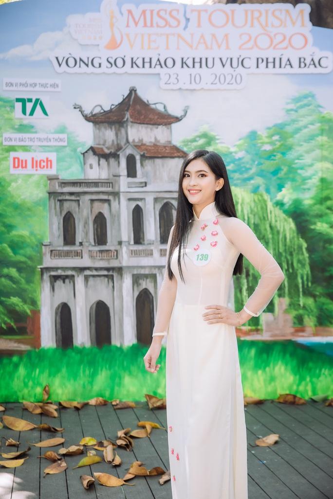 Hoa hậu Du lịch Việt Nam 2020: Chưa thấy nhan sắc nào vượt trội - Ảnh 3.