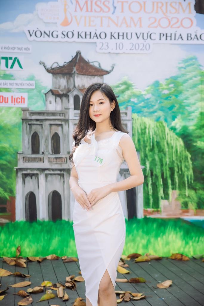 Hoa hậu Du lịch Việt Nam 2020: Chưa thấy nhan sắc nào vượt trội - Ảnh 2.