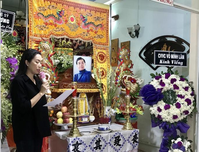 Hàng trăm người tiếc thương tiễn biệt NSƯT Nam Hùng - Ảnh 5.