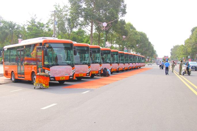 Phương Trang khai trương 9 tuyến xe buýt không trợ giá ở Đồng Tháp - Ảnh 3.