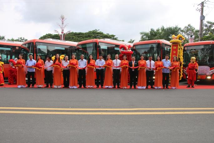 Phương Trang khai trương 9 tuyến xe buýt không trợ giá ở Đồng Tháp - Ảnh 5.