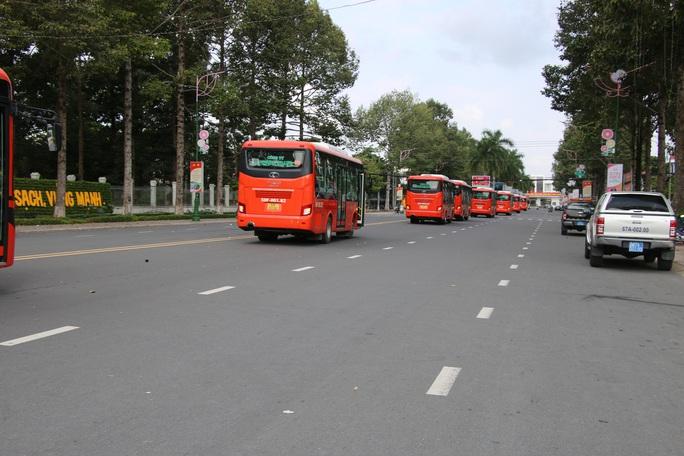 Phương Trang khai trương 9 tuyến xe buýt không trợ giá ở Đồng Tháp - Ảnh 7.