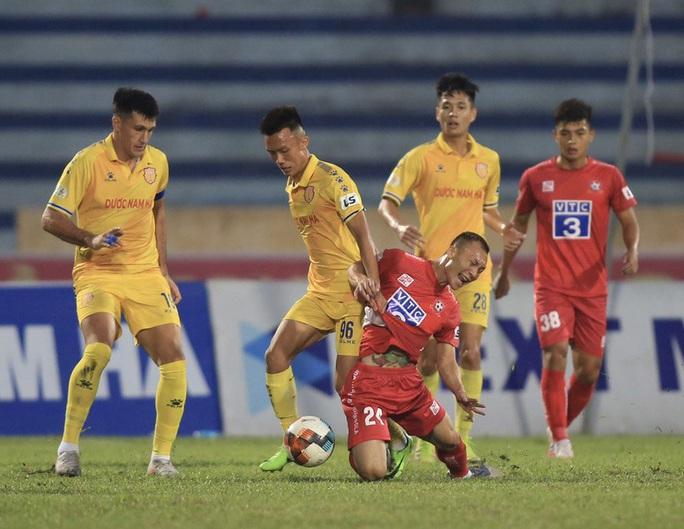 Nam Định lo rớt hạng - Ảnh 1.