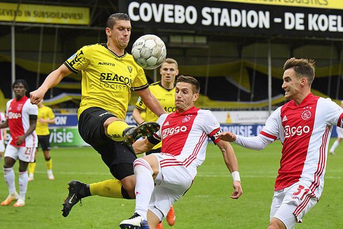 Đại thắng 13-0, Ajax Amsterdam gây chấn động sân cỏ Hà Lan - Ảnh 4.